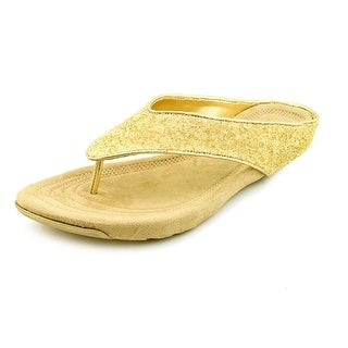 Kenneth Cole Reaction Water Park Women Open Toe Synthetic Thong Sandal