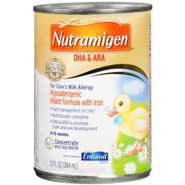 Nutramigen LIPIL Formula Concentrated 13 oz [case of 12]