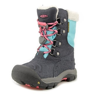 Keen Basin WP Round Toe Leather Hiking Boot