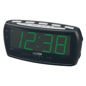 """JENSEN JENJCR208B AM/FM Alarm Clock Radio"""