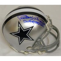 Randy White Signed Cowboys Riddell Replica Mini Helmet