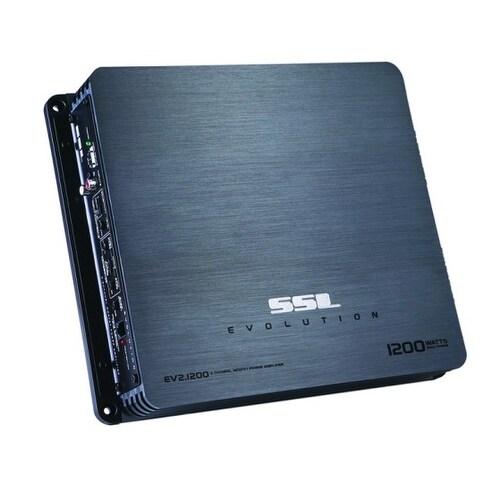 SSL Evolution 1200 Watt 2 Channel Mosfet Amp