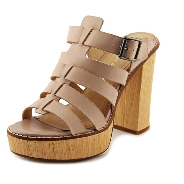 f2533bcf9 Shop Very Volatile Steadfast Women Open Toe Leather Pink Sandals ...