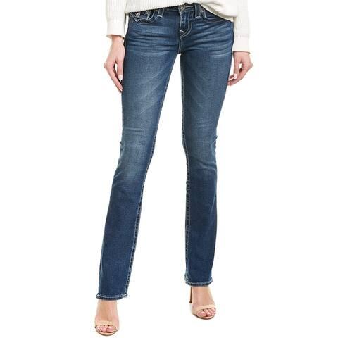 True Religion Billie Sagittarian Straight Leg