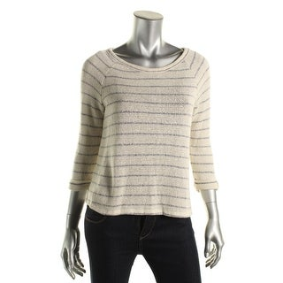 Soft Joie Womens Abel Knit Long Sleeves Pullover Top - S