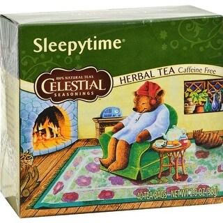 Celestial Seasonings - Caffeine Free Sleepytime Herbal Tea ( 6 - 40 BAG)