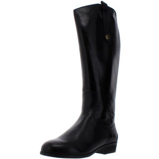 Link to Array Womens Derby Riding Boots Leather Knee-High Similar Items in Women's Shoes