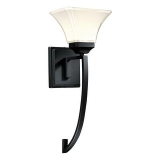 Minka Lavery ML 6810 1 Light Wallchiere Wall Sconce from the Agilis Collection