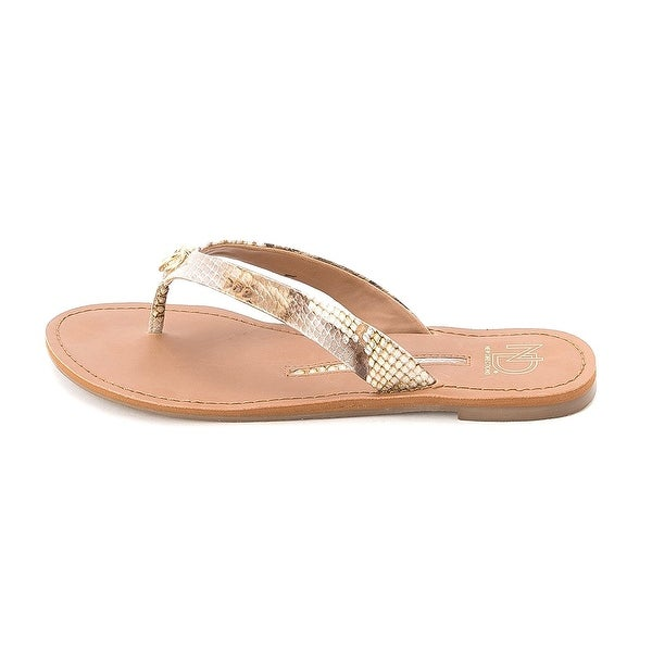 New Directions Womens Open Toe Casual - 9
