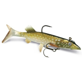 Storm WildEye Live Pike Fishing Lures - Green