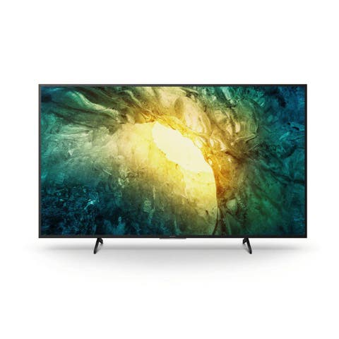 Sony KD65X750H 65-inch 4K UHD Smart LED TV with HDR - Black