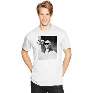 Hanes Men's George is Ripped Graphic Tee