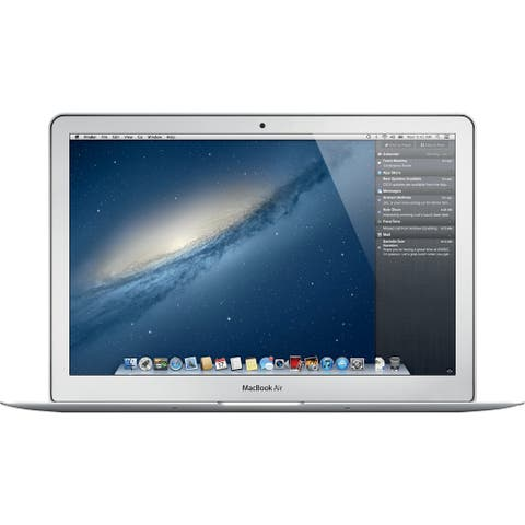 "Apple MacBook Air MD760LLA 13"" Intel Core i5 4GB RAM 128GB SSD MacOS X Lion"