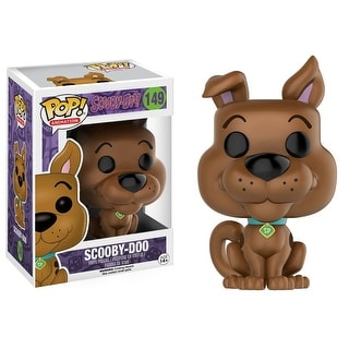 Scooby-Doo POP Vinyl Figure: Scooby