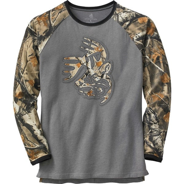 Legendary Whitetails Men�s Outfitter Long Sleeve Tee