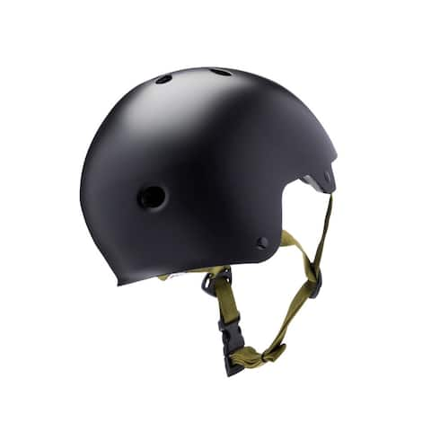 Kali Protectives Bike Helmet MAHA (Large, Black)