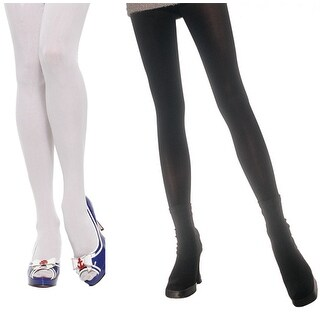 Sexy Plus Size Nylon Lycra Tights for Adults