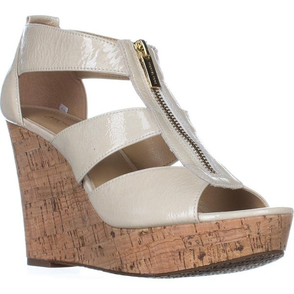 fd708cb885cf Shop MICHAEL Michael Kors Damita Wedge Espadrille Sandals