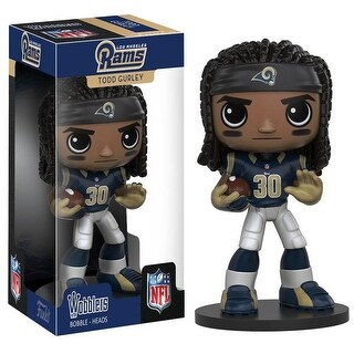 Los Angeles Rams NFL Funko Wobbler Todd Gurley - multi