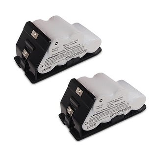 Replacement Battery for Shark EPU615VX / EU-36040 Battery Models (2 Pack)