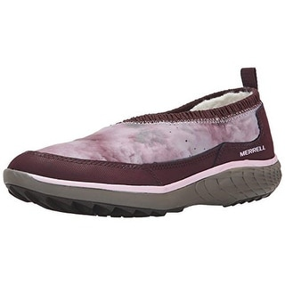 Merrell Womens Pechora Wrap Leather Printed Casual Shoes