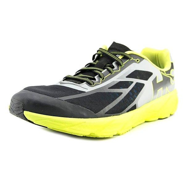 Hoka One One Tracer Men Black/Citrus Running Shoes