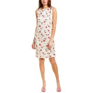 Link to St. John Silk-Blend Sheath Dress Similar Items in Dresses