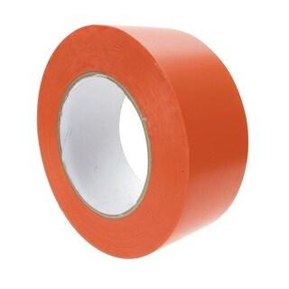 American Educational Products 2 in. x 180 ft. Orange Vinyl Floor Tape