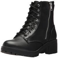 Fergalicious Womens Rocker Closed Toe Ankle Fashion Boots