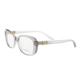 Versace VE3234-B 593 Grey Rectangle Optical Frames - 51-16-140