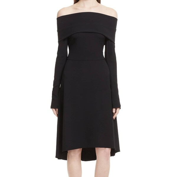 6c7f6078 Shop Theory Women's Kensington Foldover Sheath Dress - Free Shipping ...