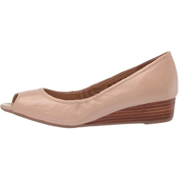 Copper Wedge Sandal - 7.5 - Overstock