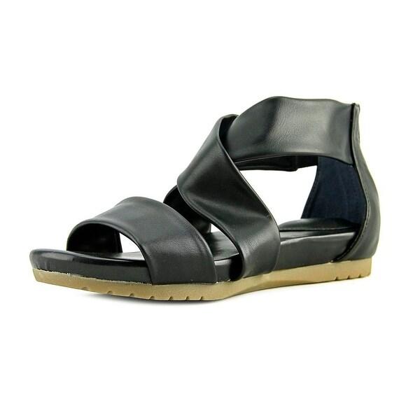 Giani Bernini Janeyy Women Black Sandals