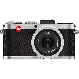 Leica X2 Digital Compact Camera With Elmarit 24mm f/2.8 ASPH Lens (Silver)