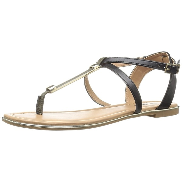 Call It Spring Women's Boulanger Flat Sandal - 7