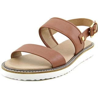 Cole Haan Capri Sandal Open-Toe Leather Slingback Sandal