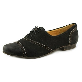 Naturalizer Lonnie Round Toe Leather Oxford