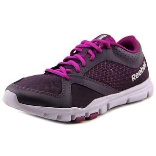 Reebok YOURFLEX TRAINETTE 7.0 LMT Round Toe Synthetic Walking Shoe