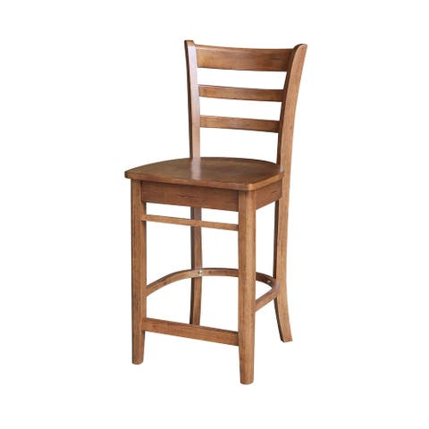 """Emily Counter Height Stool - 24"""" H"""