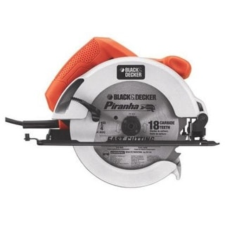 Black & Decker CS1014 Circular Saw, 12 Amp, 7-1/4""