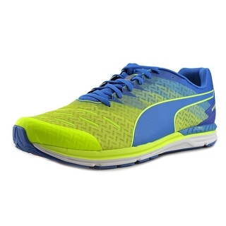 Puma Speed 300 Ignite Round Toe Synthetic Sneakers