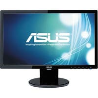 Refurbished - ASUS VE198T 19 LED Monitor, built-in Speakers 5ms 1440x900 VGA DVI