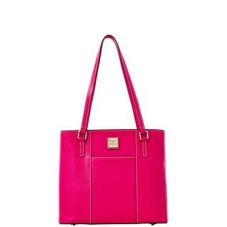Dooney & Bourke Saffiano Small Lexington (Introduced by Dooney & Bourke at $228 in Oct 2014) - Hot Pink