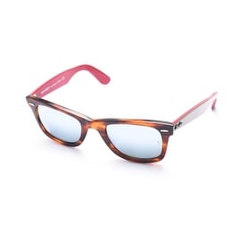 Ray-Ban Original Wayfarer Bicolor Sunglasses RB2140 Tortoise Tan Pink