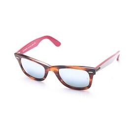 Ray-Ban Original Wayfarer Bicolor Sunglasses RB2140 Tortoise Tan Pink