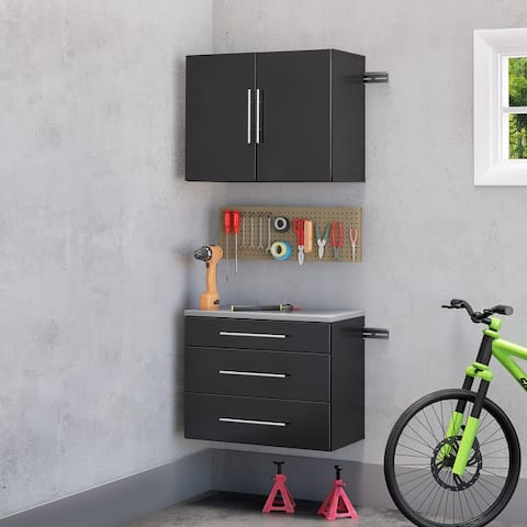 "Prepac HangUps 30"" Storage Cabinet Set A - 2pc"