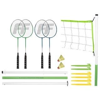 Franklin 50501 Intermediate Series Badminton Set