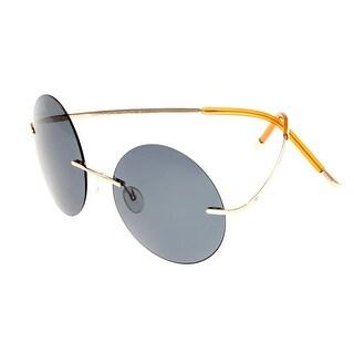 Simplify Christian Unisex Titanium Sunglasses - 100% UVA/UVB Prorection - Polarized Lens - Multi