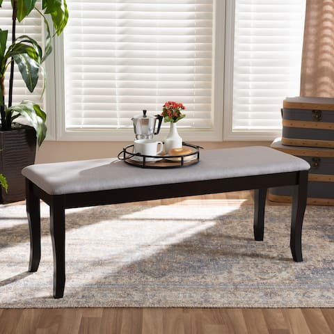Cornelie Modern and Contemporary Transitional Dining Bench