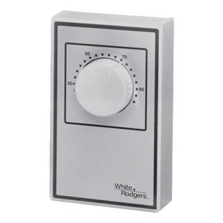 White-Rodgers 1A65W-641 Line Voltage Wall Mechanical Thermostat